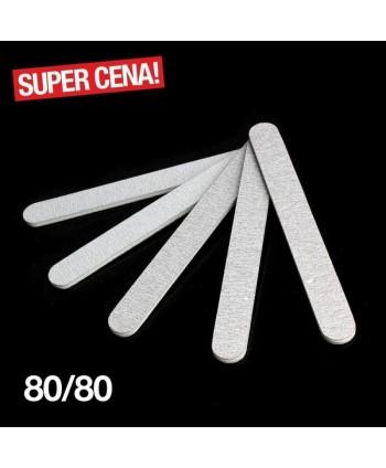 Pilník šedý rovný 80/80