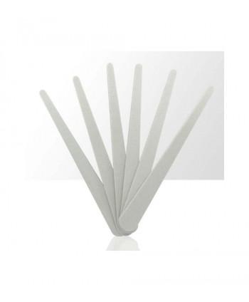 Pilník biely zúžený 100/180