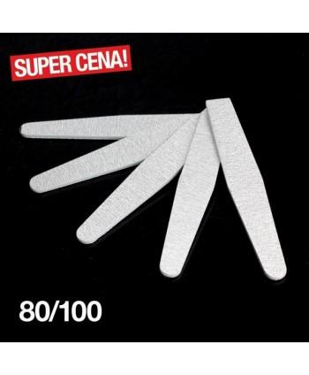 Pilník šedý diamant 80/100