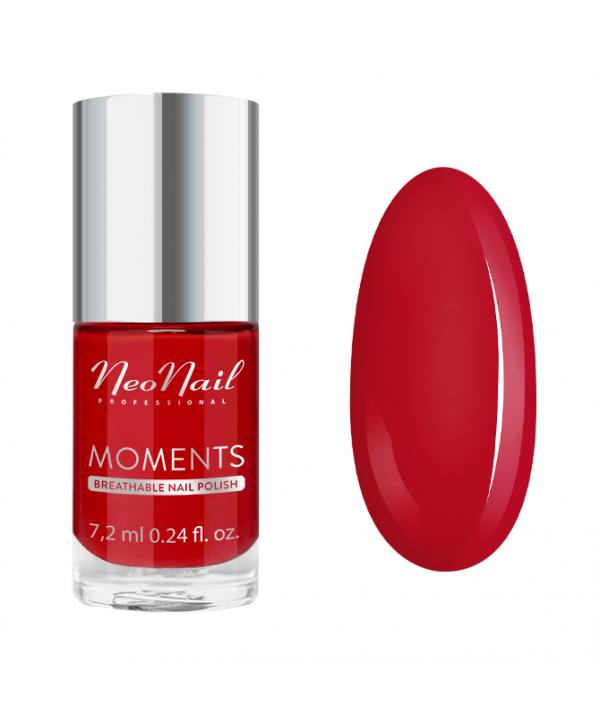 LAK NA NEHTY NEONAIL® 7,2ML Sexy Red Červená