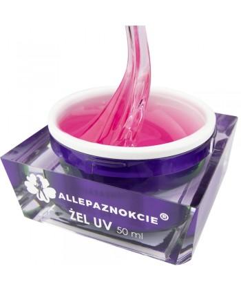 Stavebný uv gél Perfect French Transp. pink 50 ml