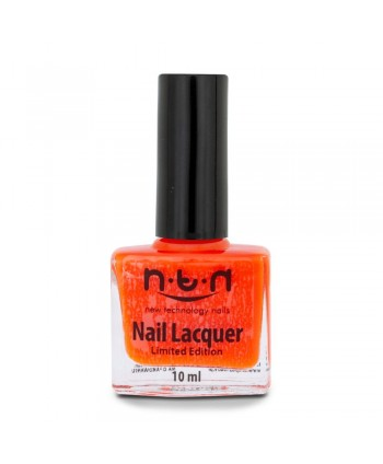 NTN lak na nechty 23 neón oranžový 10 ml