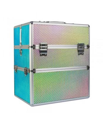 Dvojdielny kozmetický kufrík - Unicorn 204-3