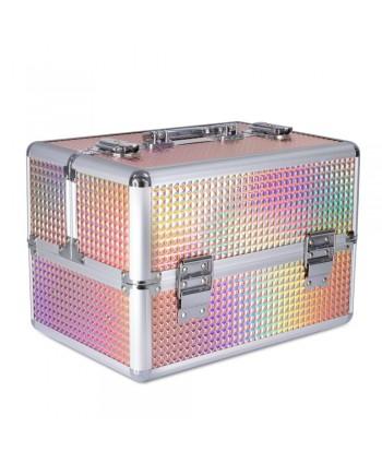 Kozmetický kufrík na lampu  De Luxe K105-6H