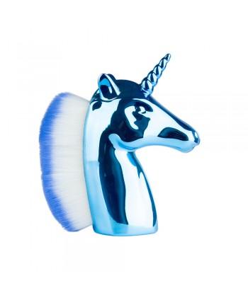 Jednorožec oprašovač na nechty unicorn modrý