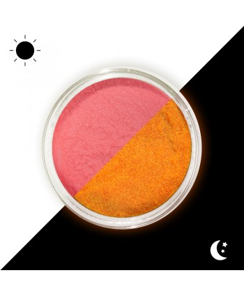 Prášok Lumino - svietiaci v tme 07