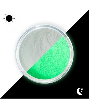 Prášok Lumino - svietiaci v tme 02