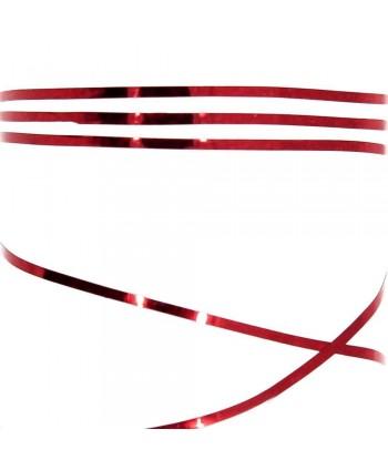 Zdobící pásek 4 - červená