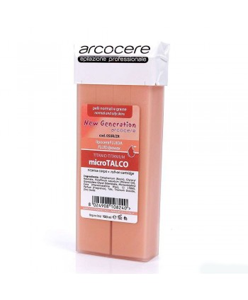 Vosk na depiláciu Arcocere Microtalco titanium 100ml