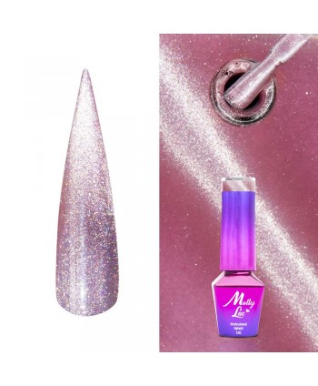441. MOLLY LAC gél lak -Cat Eye Lipstick  5ml