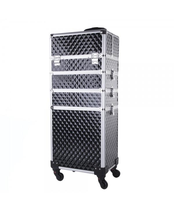 Kosmetický kufřík velký 4v1 Diamond 02