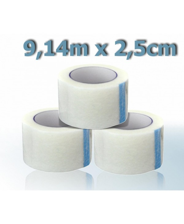 Hypoalergenní lepící páska 9,14m x 2,5cm