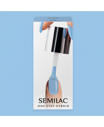 Semilac One Step gél lak S810 Baby Blue 5ml