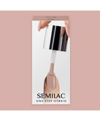 Semilac One Step gél lak S220 Nude Beige 5ml