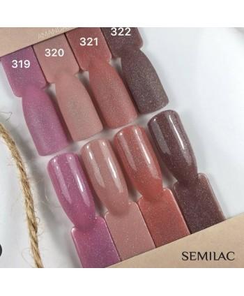 Semilac - gel lak 321 -...
