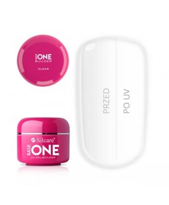 Base one UV gél Clear 30g