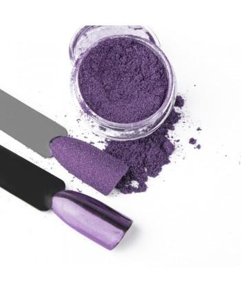 Pigmentový prášok Glass Lilac
