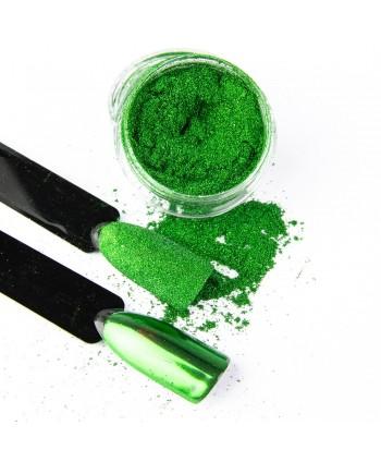 Pigmentový prášok Glass Green