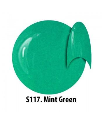 Farebný  uv gél NTN S117...