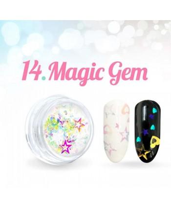 Ozdoby Magic Gem 14.