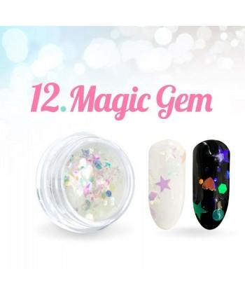 Ozdoby Magic Gem 12.