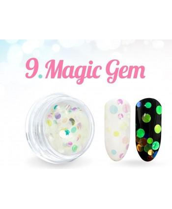 Ozdobné kolieska Magic Gem 09.