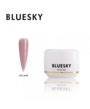 BLUESKY akrygél - Rich pink...