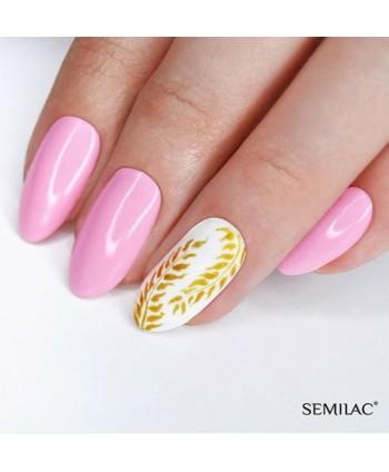 Semilac - pastelový gél lak...
