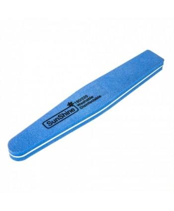 Pilník diamant penový modrý...