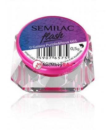 SemiFlash Galaxy  Purple &...