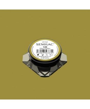 Farebný uv gél Semilac 149