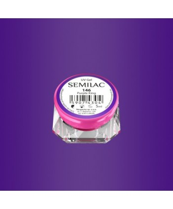 Farebný uv gél Semilac 146