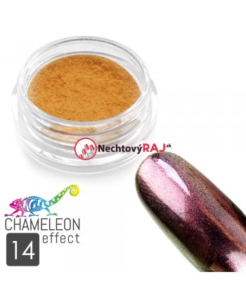 Prášok chameleon efekt  14