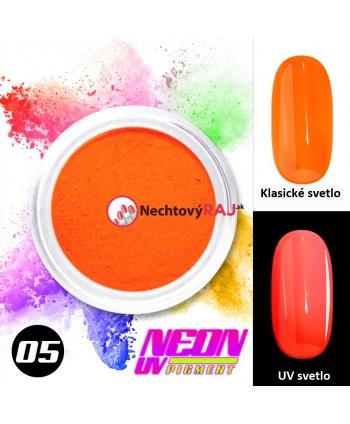 05. Neónový UV pigment
