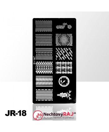 Doštička S   typ JR-18