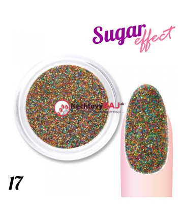 Prášok Sugar effect 17