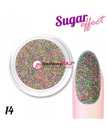 Prášok Sugar effect 14