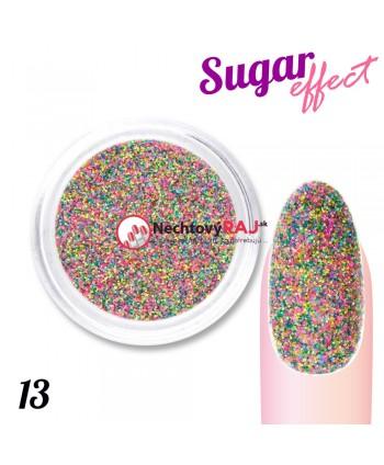 Prášok Sugar effect 13