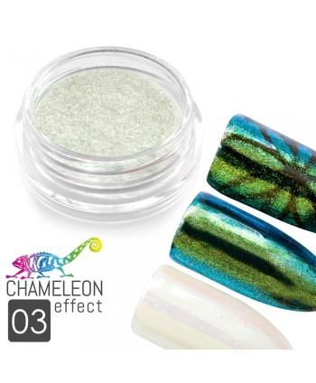 Prášok chameleon efekt  03