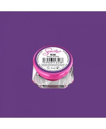 Farebný uv gél Semilac 036