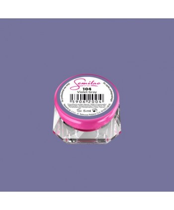 Barevný uv gel Semilac 104