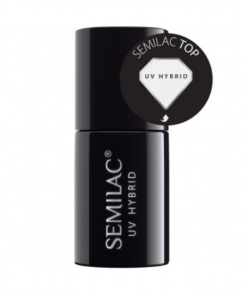 Semilac - gél lak Top coat 7ml