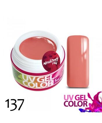 Farebný uv gél 137    5g
