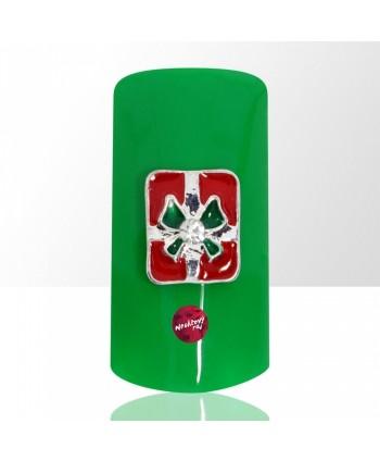 3D darček červený 6 ks