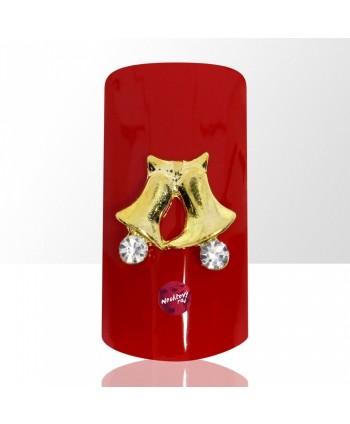 3D zvončeky  6 ks