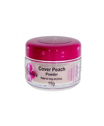 Akrylový prášok cover peach...