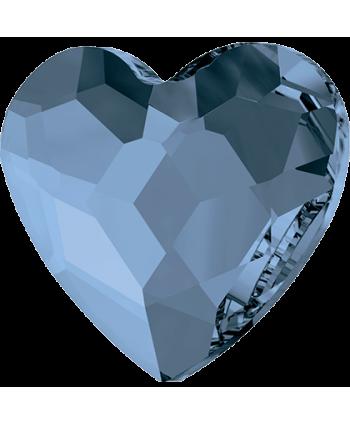 Swarovski srdce Denim Blue...