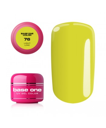 Base one barevný gel Light...