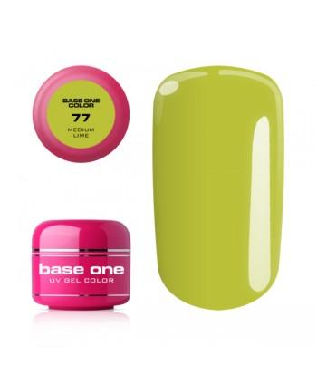 Base one barevný gel Medium...