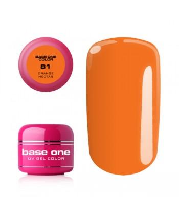 Base one farebný gel Orange...